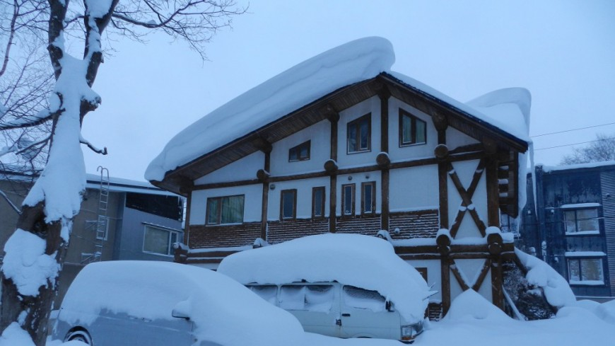 Pension Woody Note Niseko Accommodation guest rooms