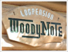 Woody Note Logo