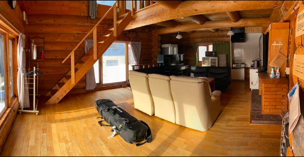 Pension Woody Note Cottages the best five star budget group accommodation in Niseko